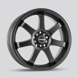 Drag Wheels DR35 - Flat Black Rim
