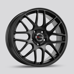 Drag Wheels DR37 - Flat Black Rim