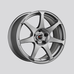 Drag Wheels DR48 - Charcoal Gray Rim