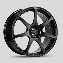 Drag Wheels DR48 - Flat Black Rim