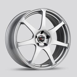 Drag Wheels DR48 - Silver Rim
