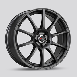 Drag Wheels Drag Wheels DR49 - Flat Black