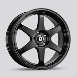 Drag Wheels DR53 - Flat Black Rim