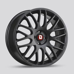 Drag Wheels Drag Wheels DR61 - Flat Black