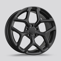 Drag Wheels Drag Wheels DR64 - Flat Black