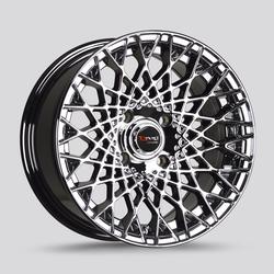 Drag Wheels DR65 - Virtual Chrome Rim