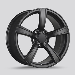 Drag Wheels Drag Wheels DR72 - Flat Black