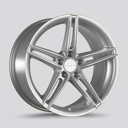 Drag Wheels DR73 - Silver Rim