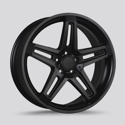 Drag Wheels Drag Wheels DR74 - Flat Black