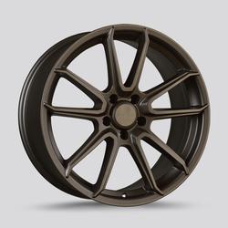 Drag Wheels DR76 - Rally Bronze Rim