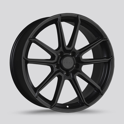 Drag Wheels Drag Wheels DR76 - Flat Black