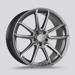 Drag Wheels DR76 - Hyper Granite Rim