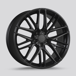 Drag Wheels Drag Wheels DR77 - Flat Black