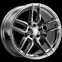 Drag Wheels DR80 - Virtual Chrome Rim