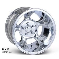 E-T Wheels Fueler - Polished Rim