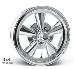 E-T Wheels Vintage V - Polished Rim