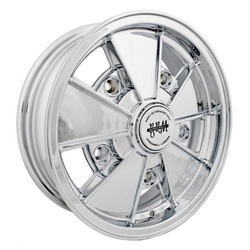 Empi Wheels VW BRM - Chrome Rim - 15x5