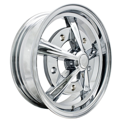 Empi Wheels Raider - Chrome Rim - 15x5
