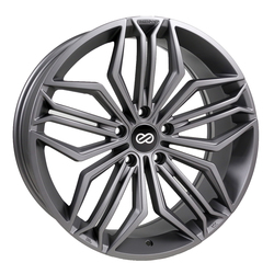 Enkei Wheels CUV - Matte Gray - 18x8