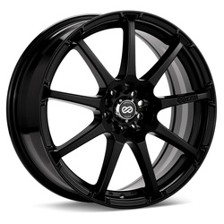Enkei Wheels EDR9 - Matte Black Rim - 15x6.5