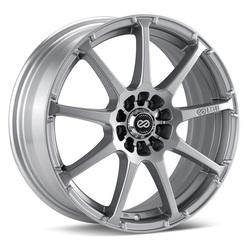 Enkei Wheels EDR9 - Matte Silver Rim - 17x8