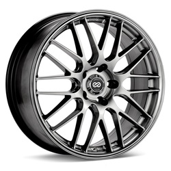 Enkei Wheels EKM3 - Hyper Silver Rim
