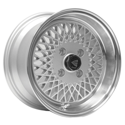 Enkei Wheels Enkei92 - Silver - 15x7