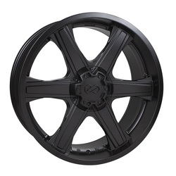 Enkei Wheels Blackhawk - Matte Black