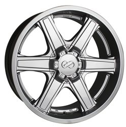 Enkei Wheels Blackhawk - Silver - 18x8.5