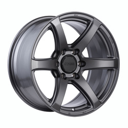 Enkei Wheels Cyclone - Matte Gunmetal Rim - 16x8