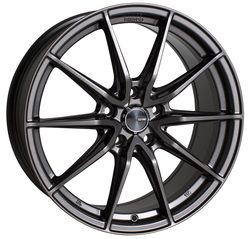 Enkei Wheels Draco - Anthracite Rim - 15x6.5