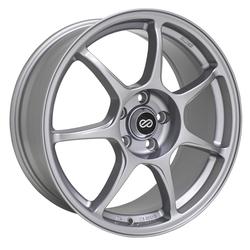 Enkei Wheels Fujin - Silver Rim - 17x7.5