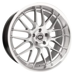Enkei Wheels Lusso - Hyper Silver