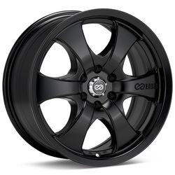 Enkei Wheels M6 - Black Rim - 18x8.5
