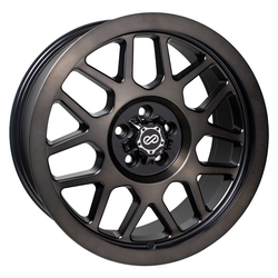 Enkei Wheels Matrix - Brushed Black