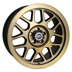 Enkei Wheels Matrix - Brushed Gold