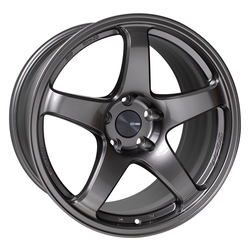 Enkei Wheels PF05 - Dark Silver - 19x8