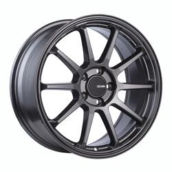 Enkei Wheels PX-10 - Gunmetal Rim