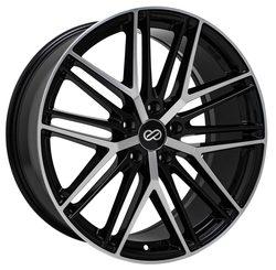 Enkei Wheels Phantom - Black Machined Rim - 20x8.5