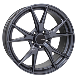 Enkei Wheels Phoenix - Blue Gunmetal Rim - 17x7.5