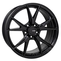 Enkei Wheels Phoenix - Gloss Black Rim - 17x7.5