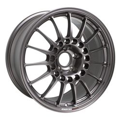Enkei Wheels RC-T5 - Dark Silver Rim - 18x9