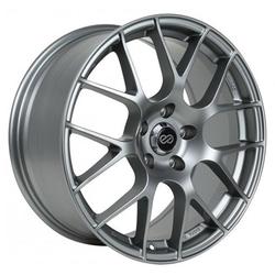Enkei Wheels Raijin - Matte Gunmetal - 18x8.5