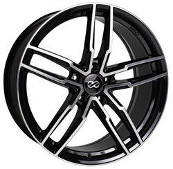 Enkei Wheels SS05 - Black Machined Rim