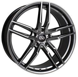 Enkei Wheels SS05 - Hyper Gray Rim - 17x7.5