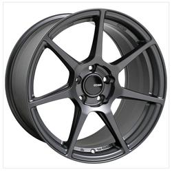 Enkei Wheels TFR - Matte Gunmetal Rim - 18x8.5