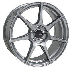 Enkei Wheels TFR - Storm Gray Rim - 17x8