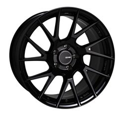 Enkei Wheels TM7 - Gloss Black