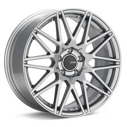 Enkei Wheels TMS - Storm Gray Rim - 18x8.5