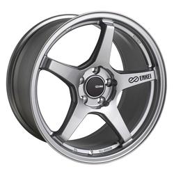 Enkei Wheels TS5 - Storm Grey Rim